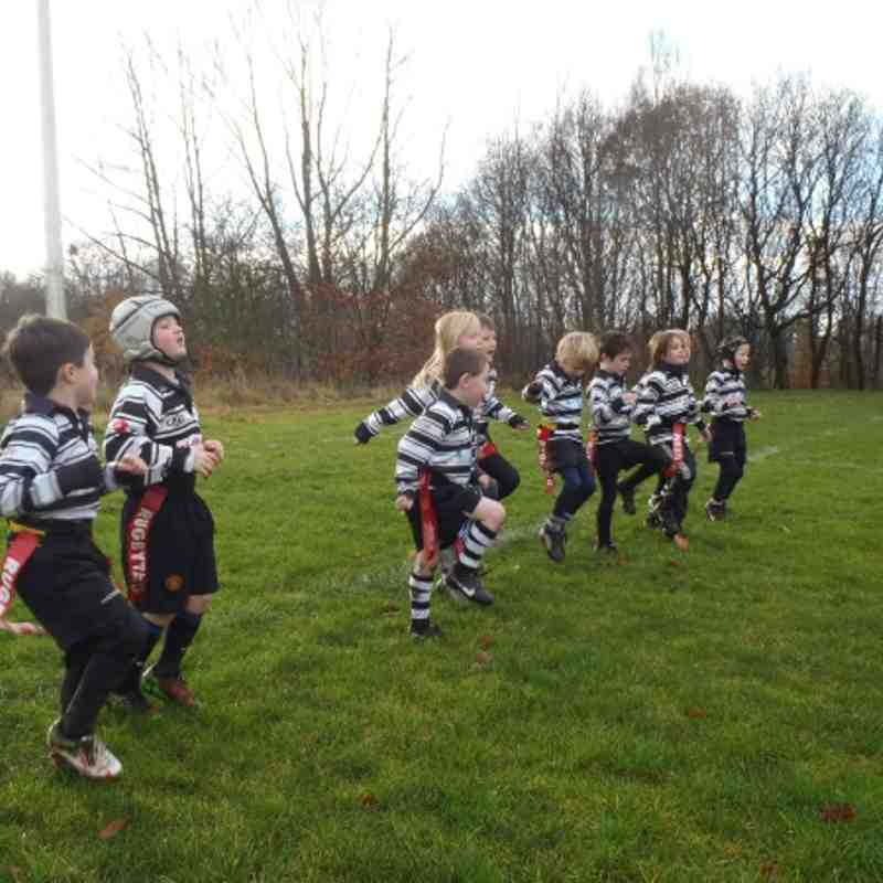 U7/8's v Waterloo 25 November 2012 (by Jon Turner)
