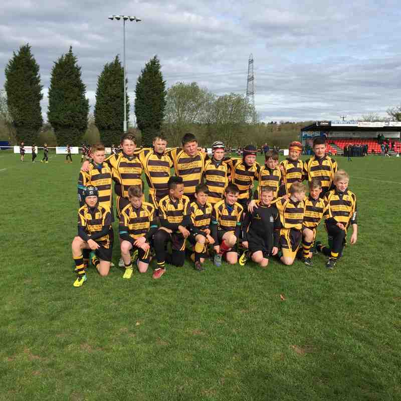 U12's Litchfield Festival Squad