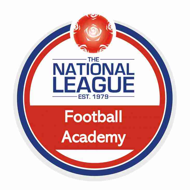 National League Football Academy Cup Launches