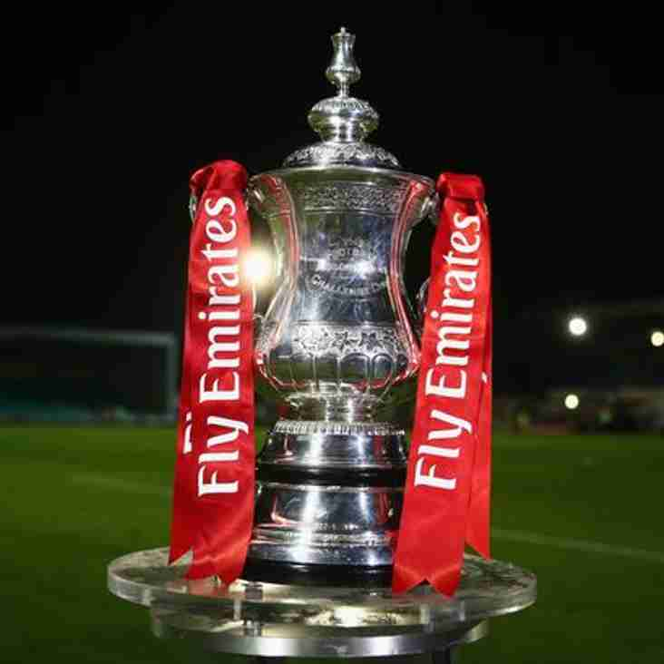 National League North and South Clubs set to take FA Cup Stage