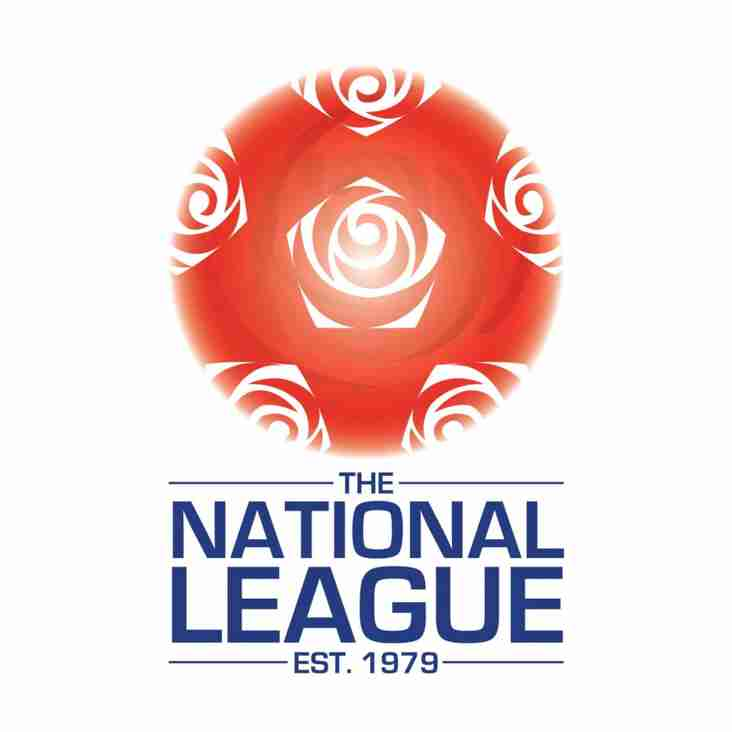 National League Statement: Postponements