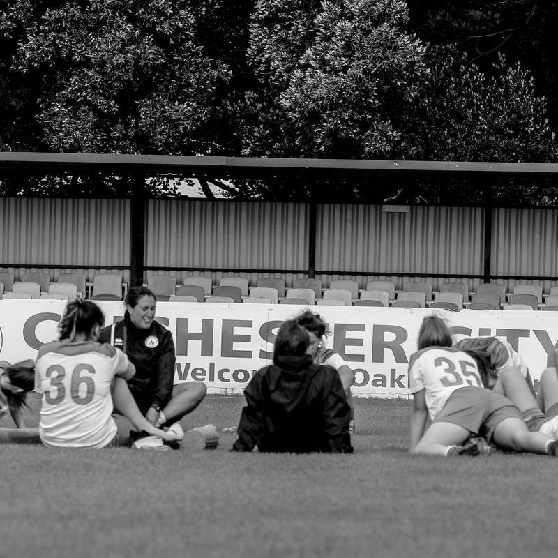 Chichester City Ladies v MK Dons