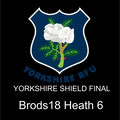 Yorkshire Shield Final Victory