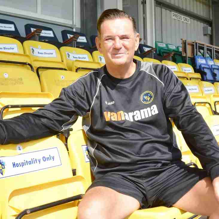 Special Feature: Now Doswell Is Writing Havant's Headlines