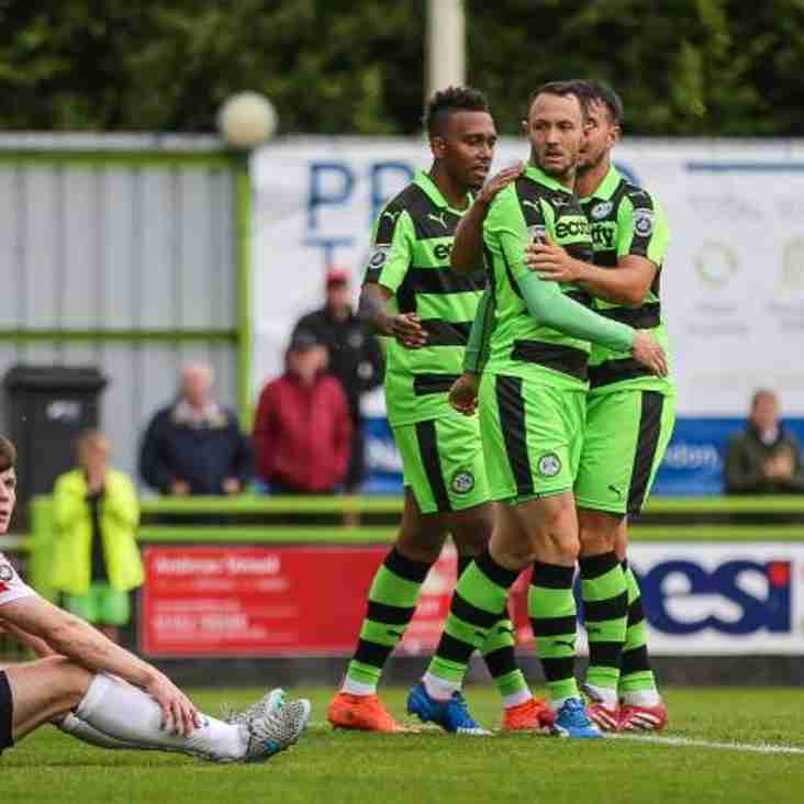 Murphy Makes His Move To Yeovil As He Chases More Goals