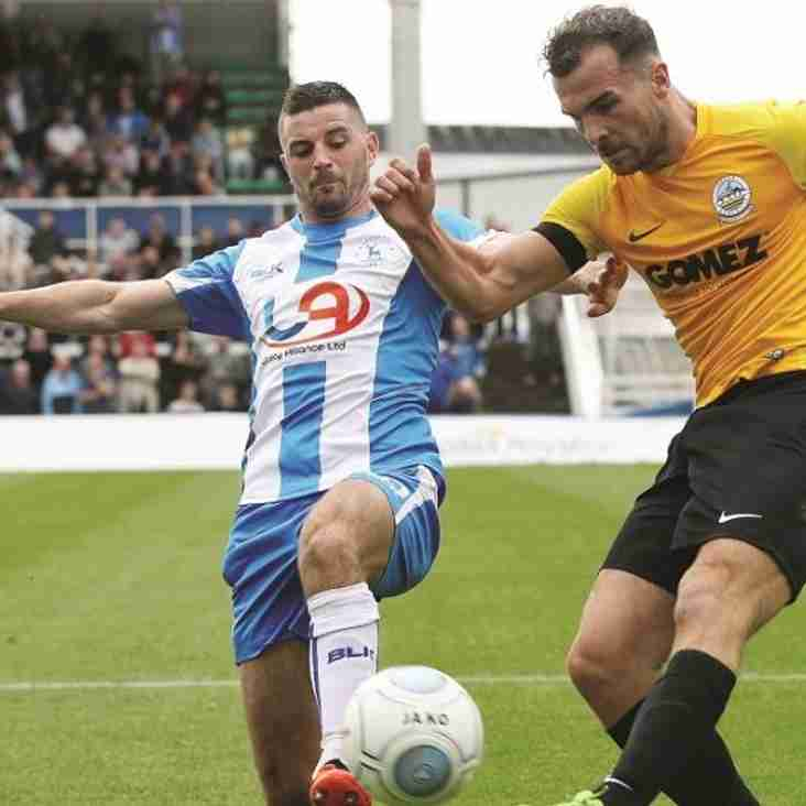 EFL Ambition Is Why Mitch Is Moving To Daggers From Dover