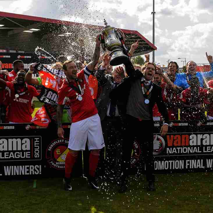 Kedwell Calls It A Day At Ebbsfleet As He Nears Next Move