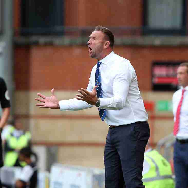 Evatt On Board For Longer As Barrow Tie Their Boss Down