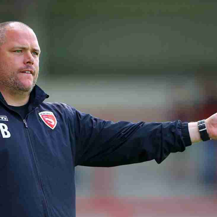 Jim Is Just The Job For Fylde As Coasters Confirm New Boss