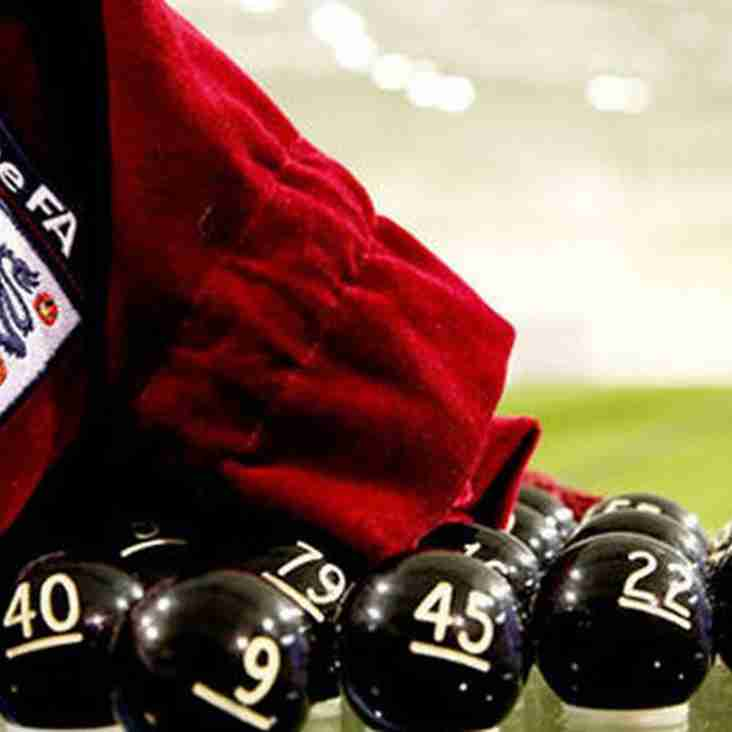 The Draw For The FA Cup Second Round Has Been Made