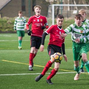 U17's through to Harrogate U18 Styan Cup Semi-Final