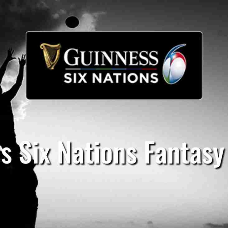 6 Nations Fantasy League