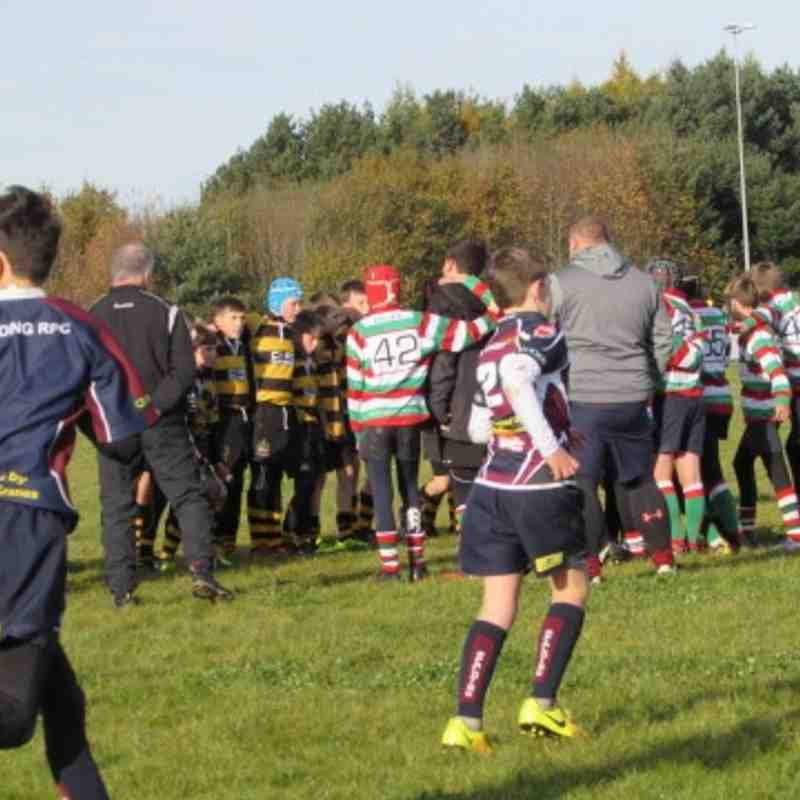 Landrover Cup U12's
