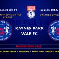 Raynes Park Vale 1 - 1 Frimley Green
