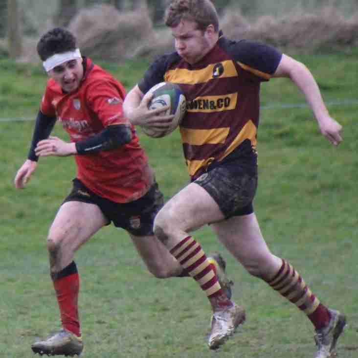 Results for Saturday, 31st March - COBRA spoil Dinbych's unbeaten run