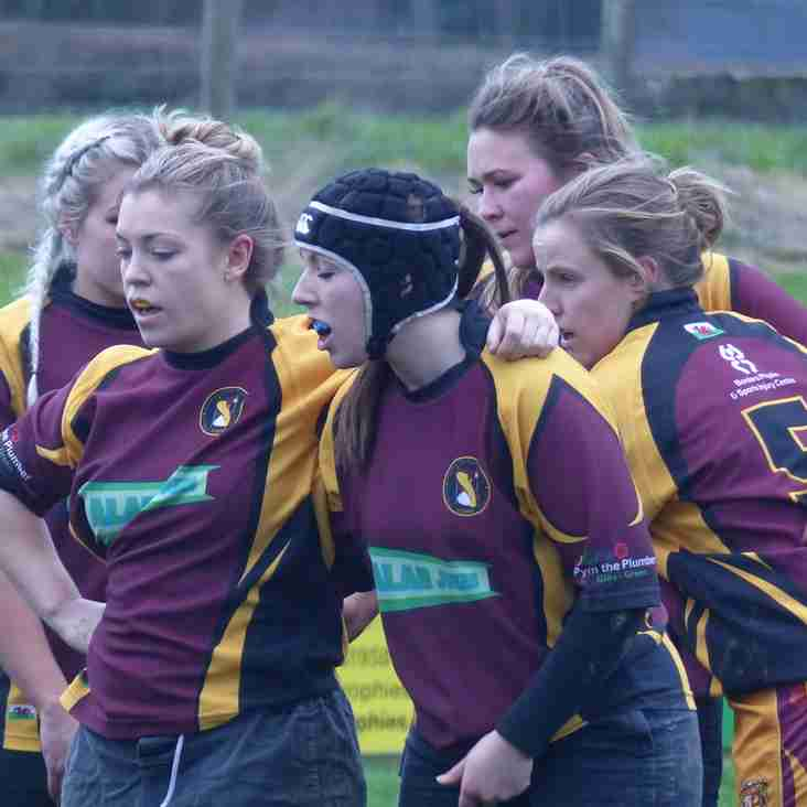 North Wales Womens Game On League - results and table update