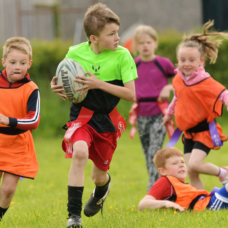 Bala Area Primary Schools festival by Trevor Edwards