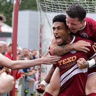 Chelmsford City 1- 0  Bath City