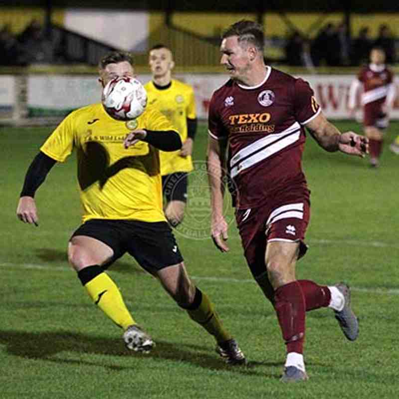 Stanway Rovers 1-4 Chelmsford City - BBC Essex Senior Cup - 08/10/2019