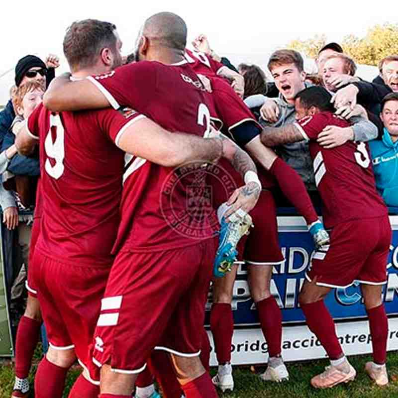 Tonbridge Angels 1-2 Chelmsford City - National League South - 19/10/2019