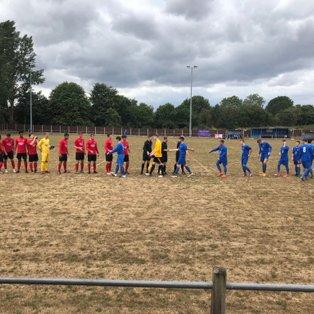 Eccleshall FC 1  IRLAM FC 5