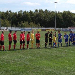 BOOTLE FC 0  IRLAM FC 0