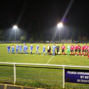 MATCH REPORT : HANLEY TOWN FC  4   IRLAM FC  2