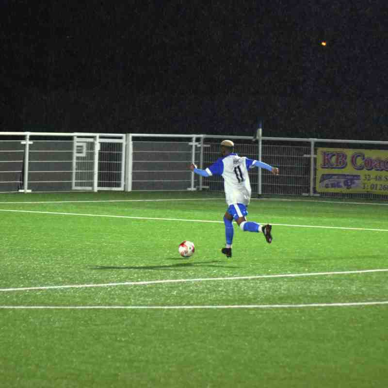 Aveley Reserves v Waltham Abbey Reserves 4-1