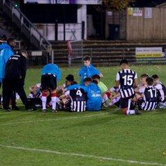 Maidenhead United Under 18 v Torquay United