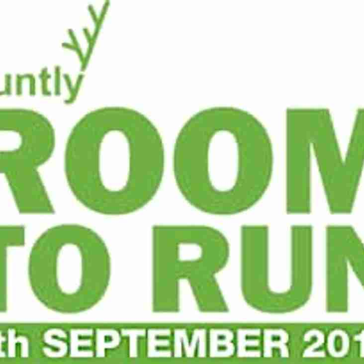 Huntly Room To Run - Volunteers Requested