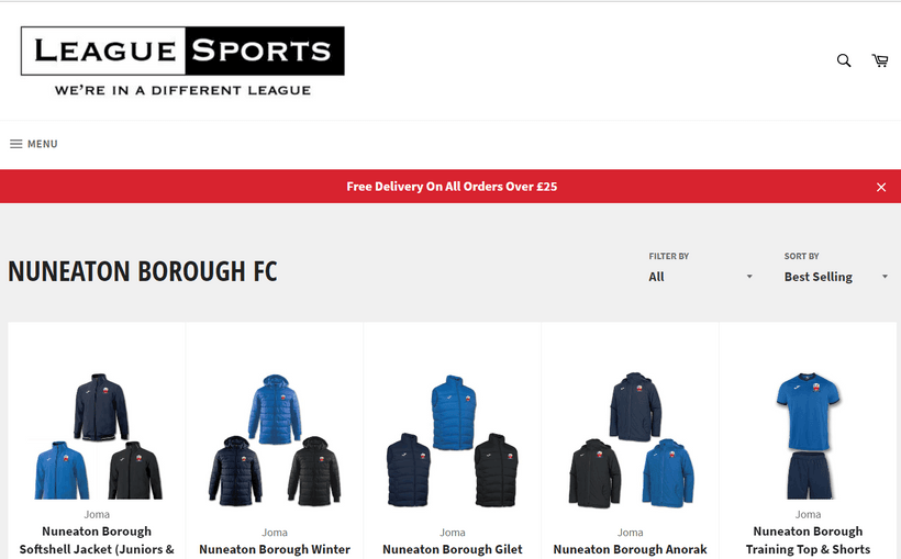 Club Announce New Kit Deal plus Online Club Shop... OPEN NOW ... a79149210
