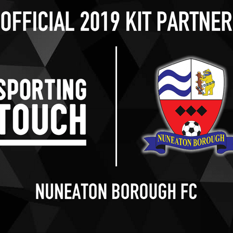 Sporting Touch to Provide New Boro' Kit