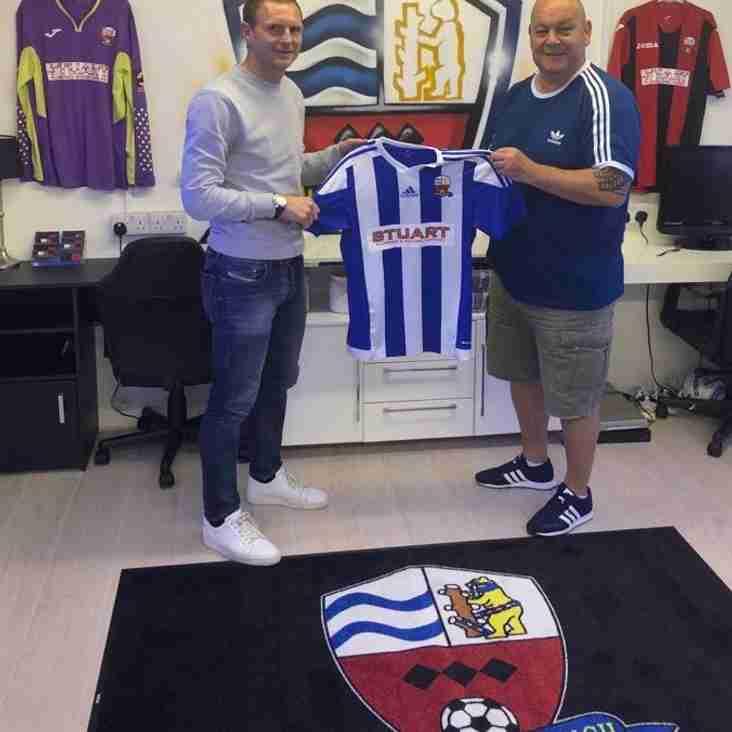 SQUAD NEWS: Stuart Beavon Joins the Boro'