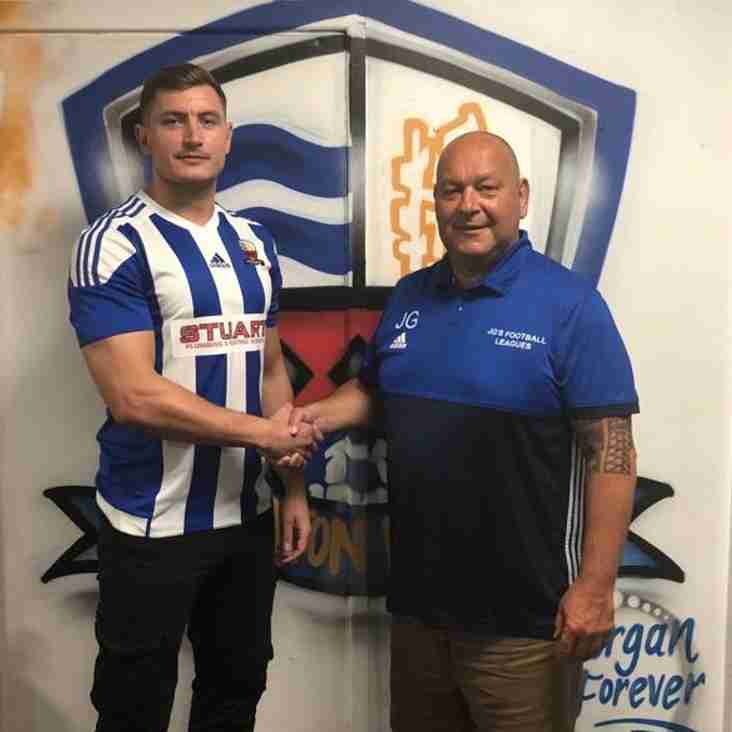 SQUAD NEWS: Ginnelly Adds Joel Kettle to Boro' Ranks