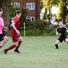 Nuneaton Borough Under 18's 3-3 Ambleside (05/07/2019)