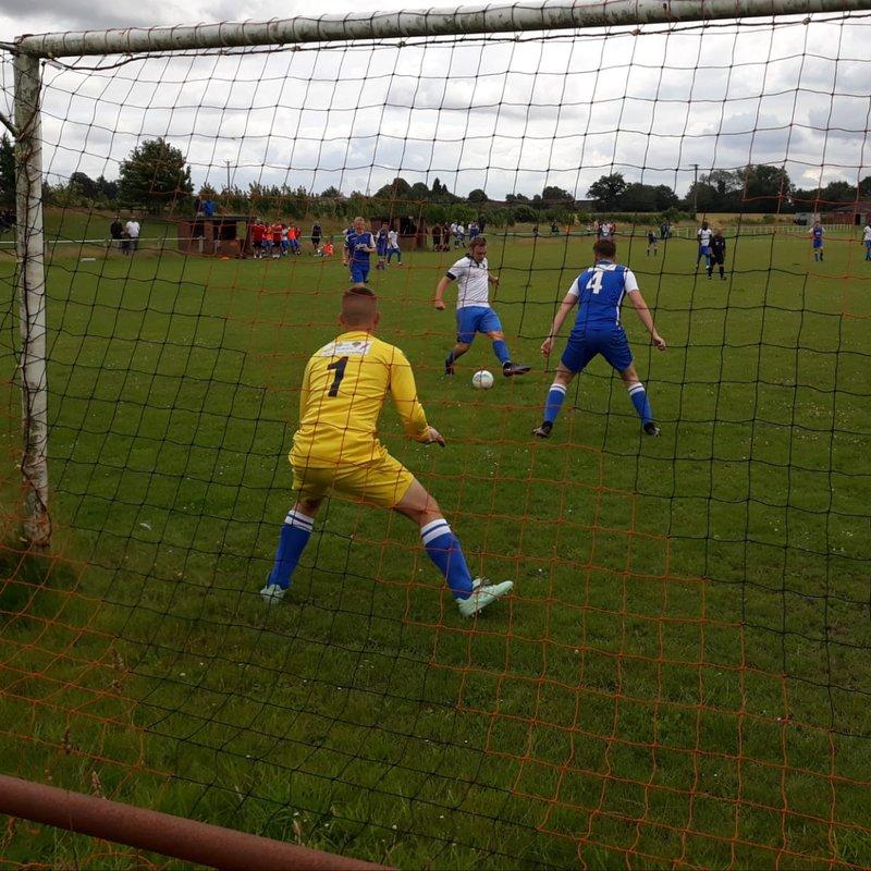 Nuneaton Borough U21's beat NKF Burbage 0 - 9