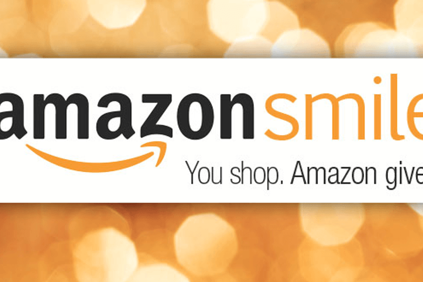 DRFC is registered with AmazonSmile