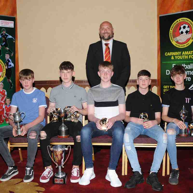 Carniny AYFC Awards Night 23/05/2019