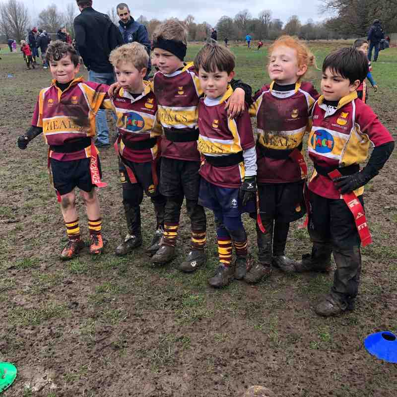 U7's Middlesex County Festival - Sunday 3rd March