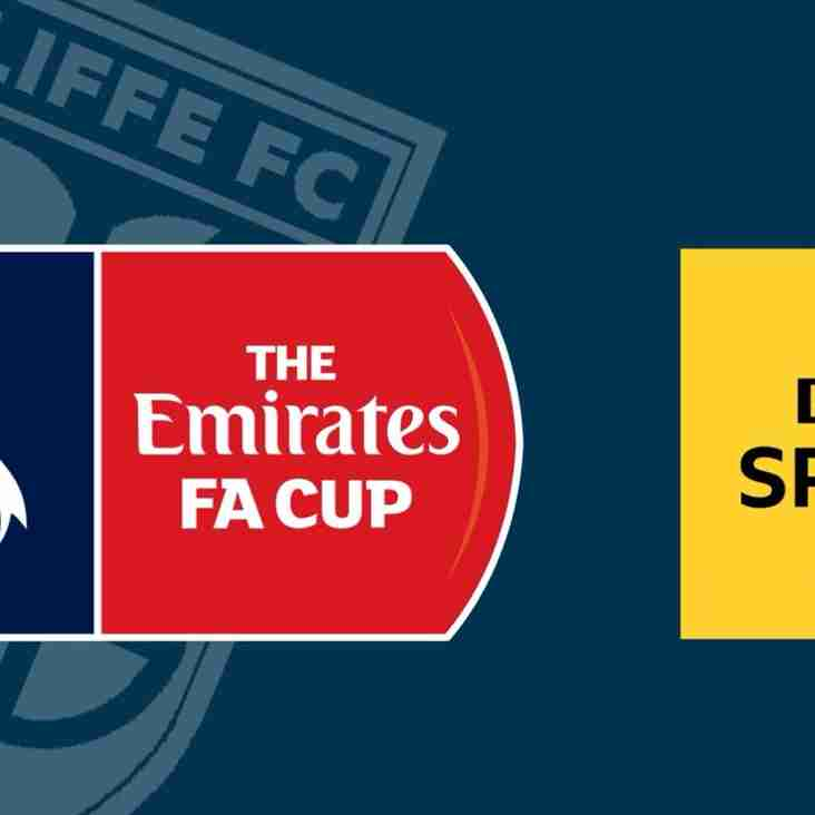 Boro FA Cup Clash Live on BBC