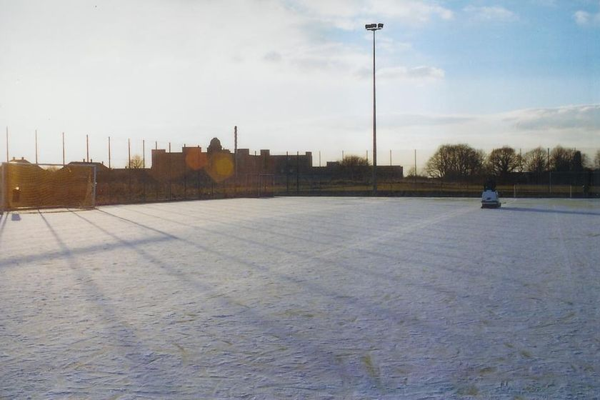 TRAINING CANCELLED