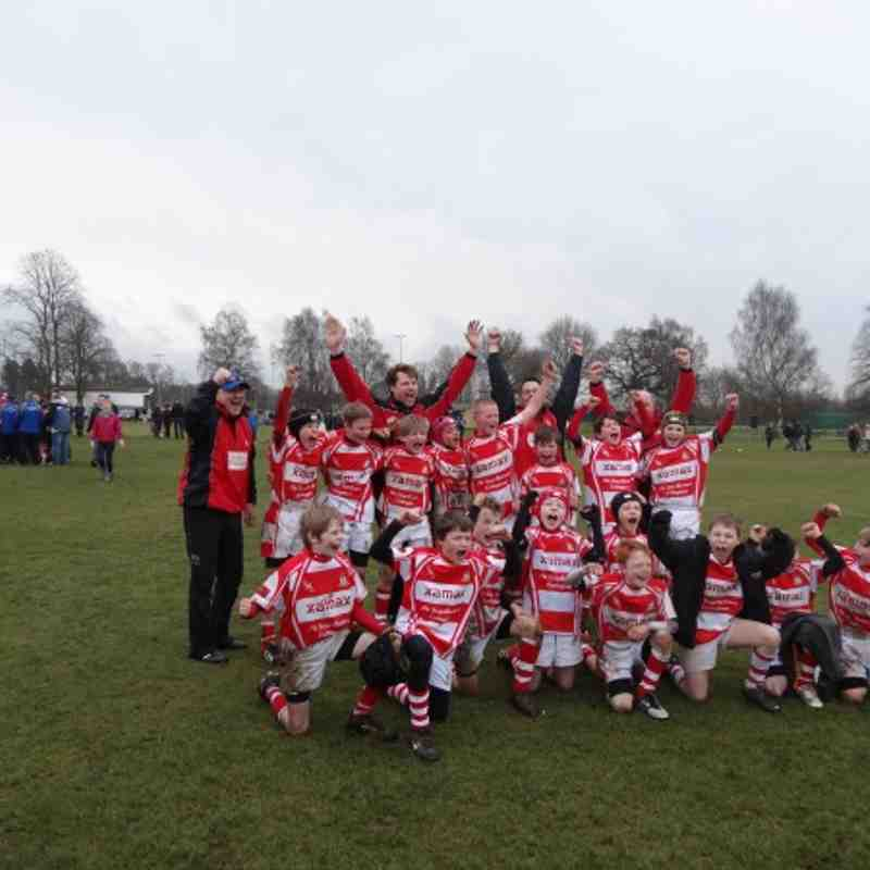 Yorkshire Cup Final Under 11's