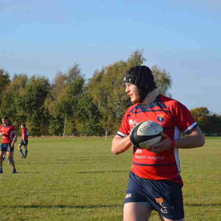 Medics 1XV Beat Top of the Table Beccles in Decisive Victory