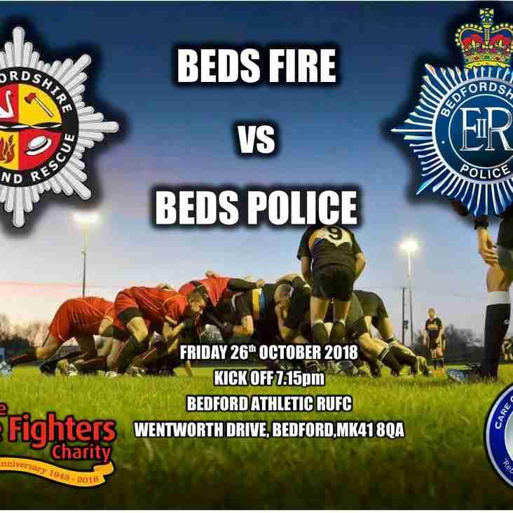 Beds Police v Beds Fire