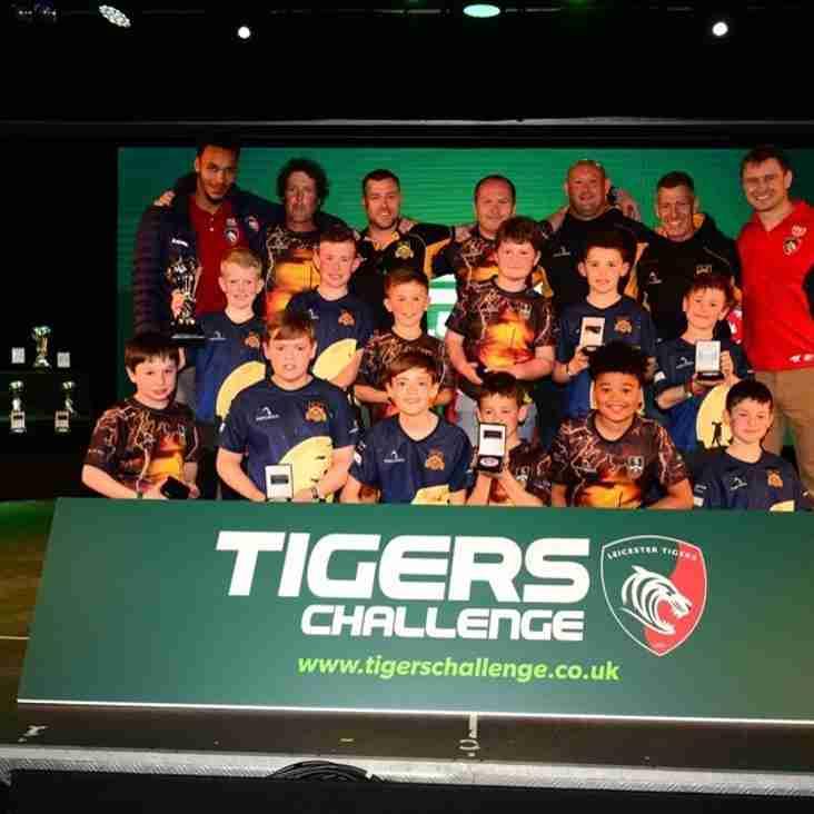 Edenbridge & Old Caterhamians RFC's U9 Success
