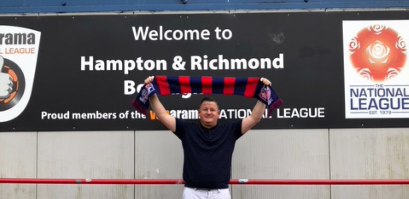 McCann's The Man as Beavers Appoint New Manager - News - Hampton