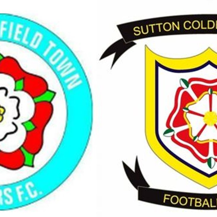 Sutton Coldfield Town Juniors Football Club and Sutton Coldfield Town Football Club have formed a working partnership!<