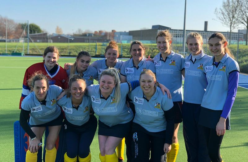 Maidstone Ladies 2 - Maidstone Hockey Club