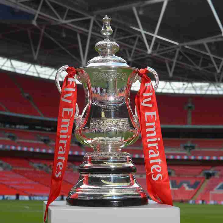 FA CUP TRAVEL ANNOUNCED!
