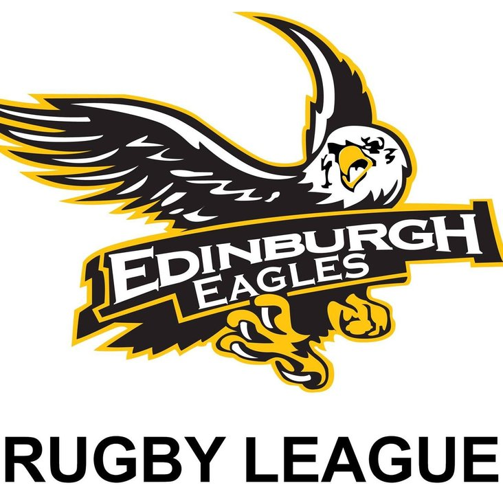 The Eagles have landed......in Leith<